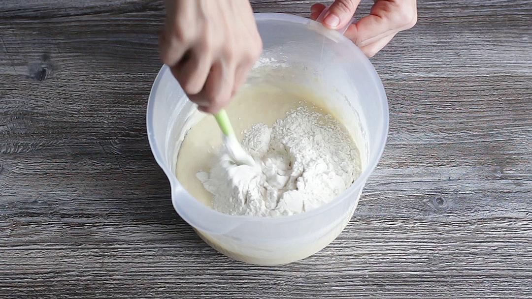 Рецепт приготовления булочек с корицей - шаг 9.1