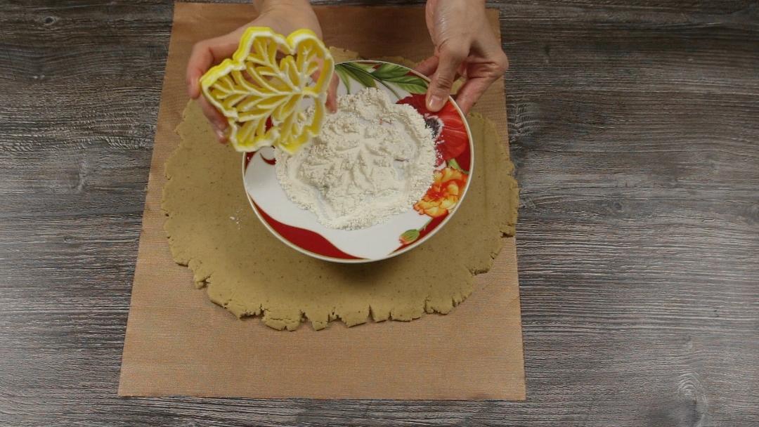 Рецепт приготовления имбирного печенья - шаг 9