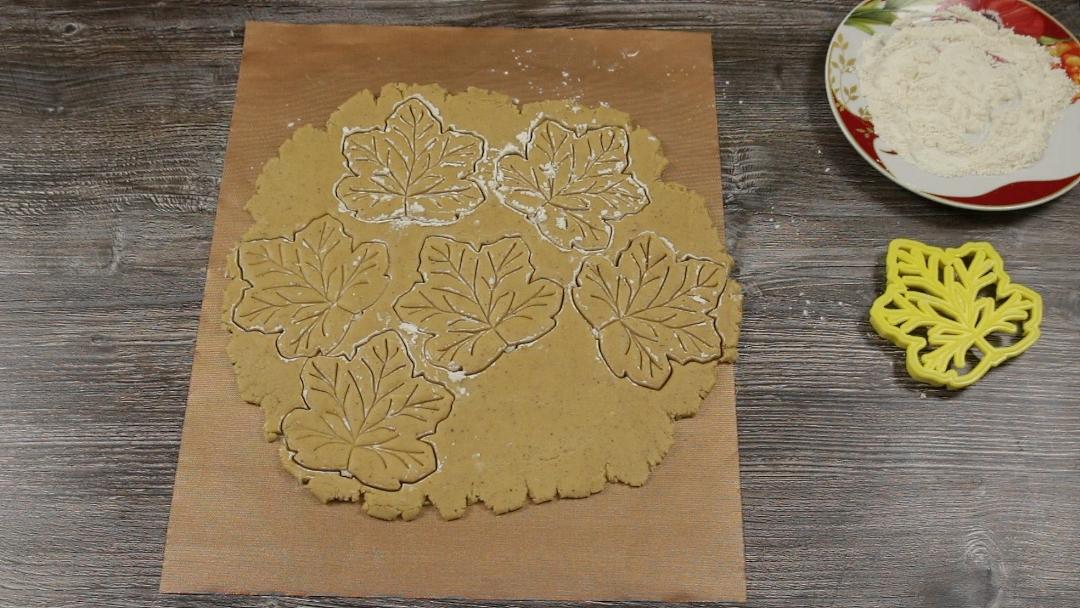 Рецепт приготовления имбирного печенья - шаг 10