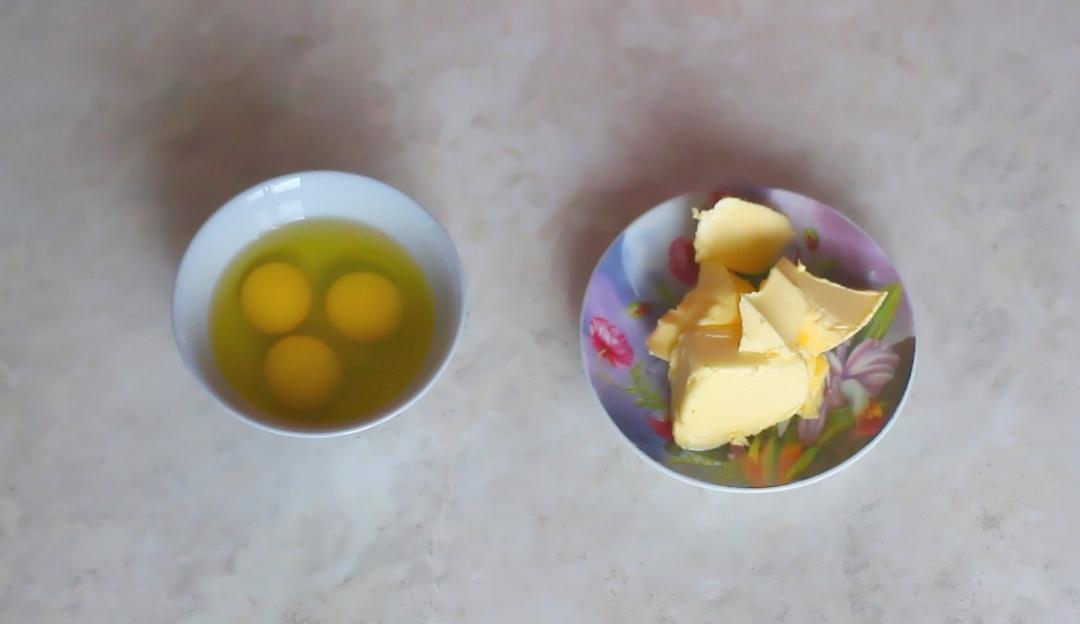 """Рецепт приготовления кекса """"Столичный"""" - шаг 1"""